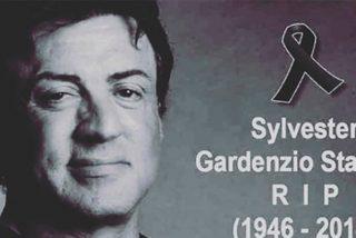 La inquietante respuesta de Sylvester Stallone ante los rumores de su propia muerte