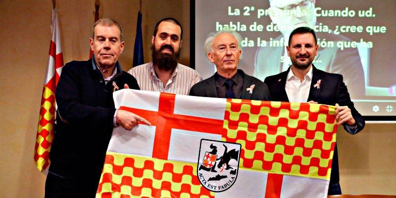 """La manifestación por """"la libertad del pueblo de Tabarnia"""" se celebrará el 4 de marzo de 2018 en Barcelona"""