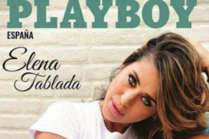 Elena Tablada multada por conducir sin cinturón