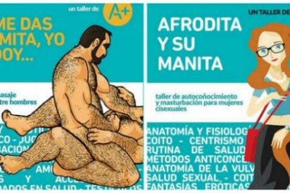 'Gatillazo' de Ciudadanos al apoyar el taller sexual de la cremita y la manita socialista y podemita en Torremolinos