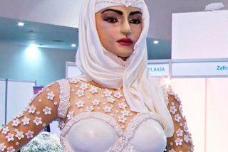 Esta es la tarta nupcial con forma de novia que cuesta más de un millón de dólares