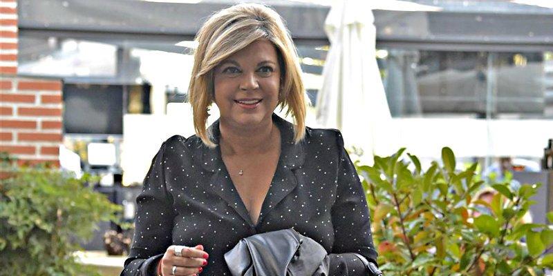 """Terelu Campos: """"María Teresa venía muy cansadita de Chile y Argentina"""""""