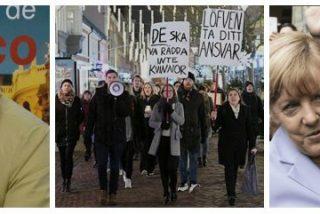 """Tertsch retrata la Alemania de los refugiados: """"Ya no se ven mujeres solas por la noche en el metro o en trenes"""""""