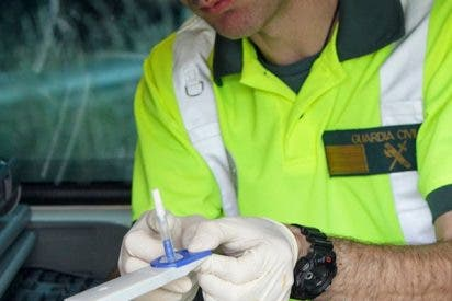 El 'figura' de Vigo que dió positivo en todas las drogas que detecta el test de Tráfico