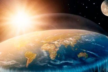 ¿Cómo sería el mundo si la Tierra fuera realmente plana?