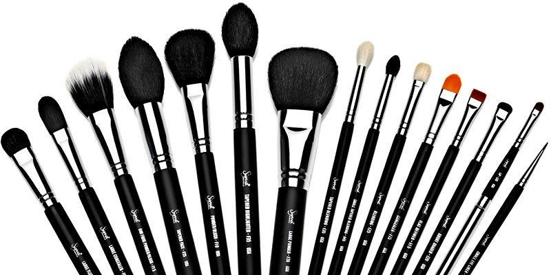Brochas de maquillaje: ¿cuál y cómo utilizar y cómo cuidarlas?