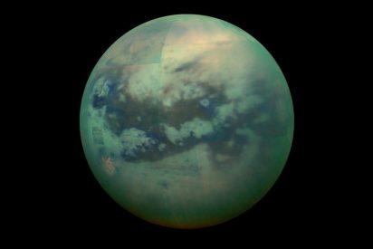 Titán contiene cianuro de vinilo, que podría producir vida como el H2O