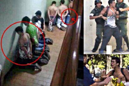La 'bienvenida' de los verdugos del dictador Maduro en sus mazmorras: descargas eléctricas, palizas y abusos sexuales