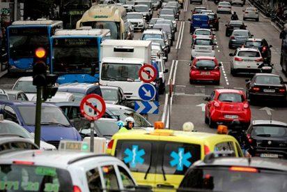 A partir de 2025 solo podrán circular en Madrid capital los vehículos «cero emisiones»
