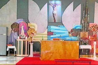 """Un párroco de Málaga retira la 'Virgen de la Tralla' porque """"no inspira devoción"""""""