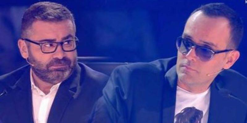Jorge Javier Vázquez provoca que Risto Mejide se largue indignado a gritos de 'Got Talent'
