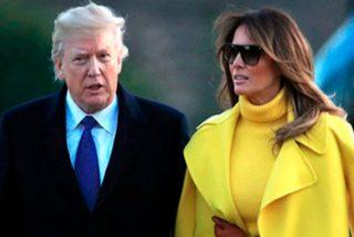 El video más desagradable de Trump y Melania inunda las redes de bromas