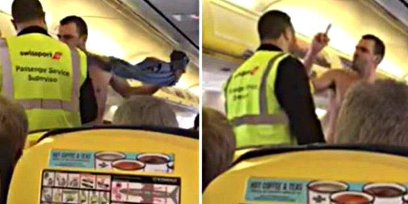Un turista en 'pelotas' obliga a desviar a Marruecos un vuelo de Londres a Tenerife