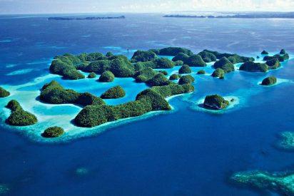 El atolón de Tuvalu no se hunde en el mar, sino que aumenta de tamaño