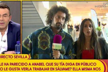 'Sávame': Anabel seguirá en el programa, en contra de los deseos de de Isabel Pantoja