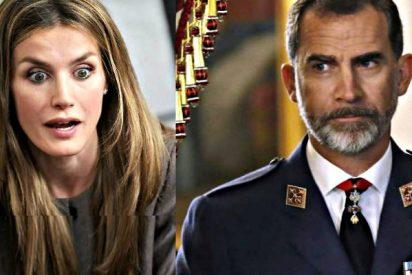 Reyes de España: Felipe y Letizia también se enfadan