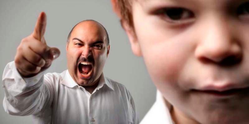 ¿Sabes qué le pasa al cerebro de tus hijos cuando les gritas?