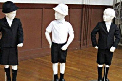 Un colegio de Tokio impone un uniforme de Armani de 600 euros a sus alumnos de primaria
