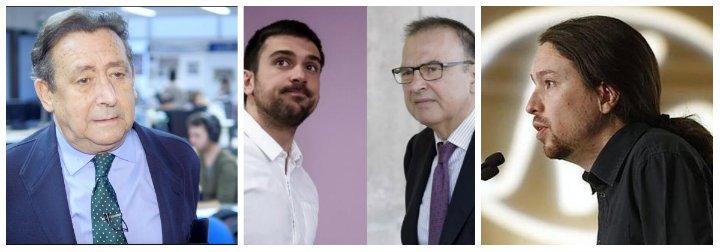 'Toisonazo' en toda la boca de Alfonso Ussía al paleto de Podemos con recadito de propina al padre de 'Black Espinar'