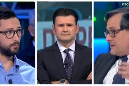 Marhuenda destroza con un dato contundente la entrevista-masaje de Iñaki López al rapero Valtonyc