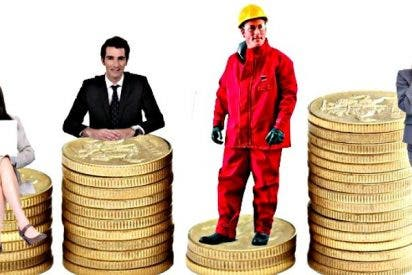 Los sueldos en España llegaron a caer un 12% durante los años de la crisis