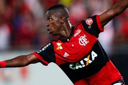 Así fue el impresionante gol de Vinícius Júnior que da la vuelta al mundo