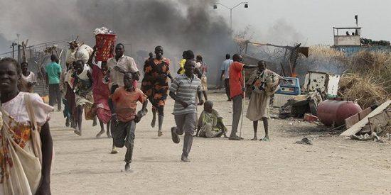 Alertan de que Sudán del Sur podría sufrir una nueva guerra