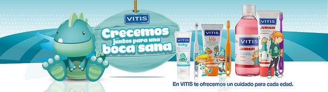 VITIS (R) infantil, para proteger y cuidar las bocas de los más pequeños en todas sus etapas