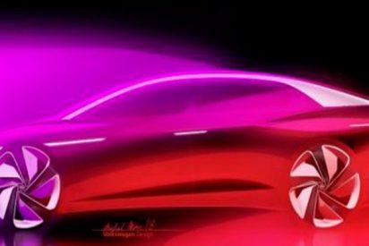 Coche eléctrico: Así será la futura berlina de alta gama I.D. VIZZION de Volkswagen