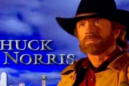 Chuck Norris demanda por 30 millones de dólares a la distribuidoras de 'Walker, Ranger de Texas'