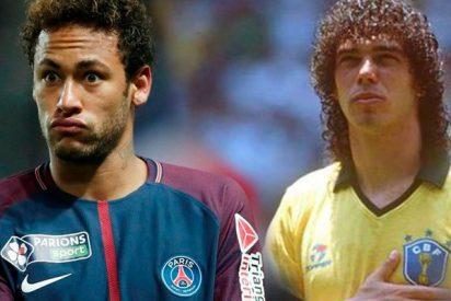 """Walter Casagrande: """"Neymar es un niño mimado, estamos creando un monstruo"""""""