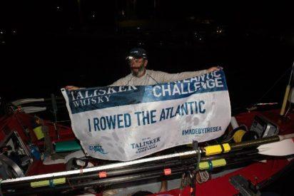 Jorge Pena, el primer español en superar la competición náutica más dura del mundo