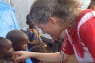 """Yudith Pereira, misionera española: """"La gente de Sudán del Sur está traumatizada"""""""