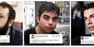 Jordi, te olvidaste de entrevistar a los ediles de Podemos que pedían empalar a Toni Cantó y se reían de Irene Villa