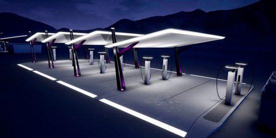 Coche eléctrico: Ionity desvela el nuevo diseño de las estaciones de carga rápida en toda Europa
