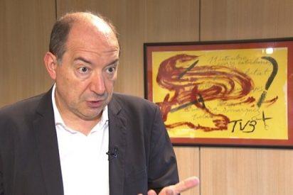 El chulo director de TV3 se vuelve loco de rabia y da un feroz golpe a Ciudadanos y al PP
