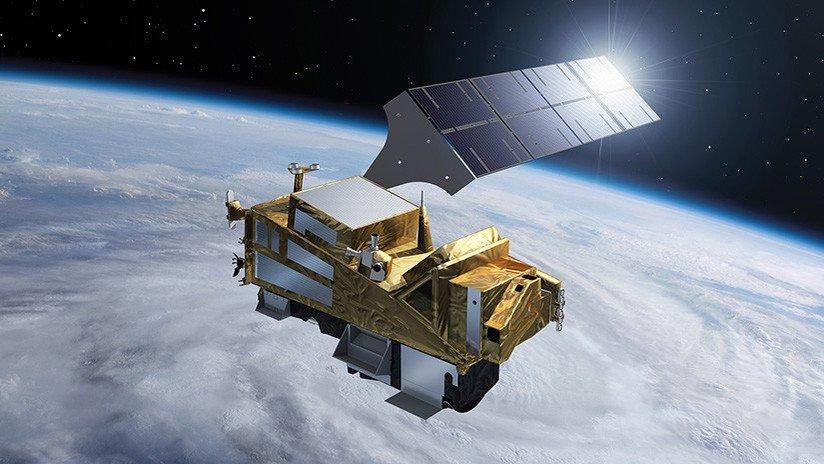 Espacio: La ESA prueba un motor eléctrico a base de aire para órbitas muy bajas