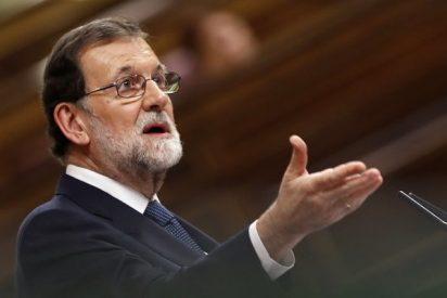 El presidente Rajoy promete subir las pensiones mínimas y de viudedad en los Presupuestos 2018
