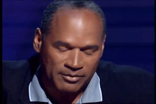 OJ Simpson confiesa haber asesinado a su ex esposa