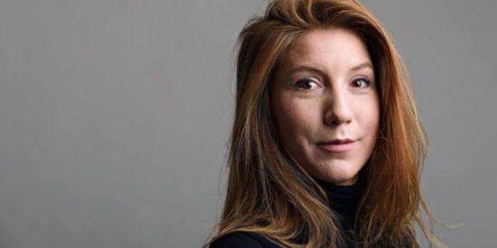"""El último mensaje de la periodista sueca descuartizada: """"¡Estoy viva!"""""""