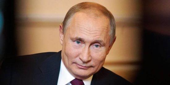 Vladimir Putin: 'El Hombre de Mármol'