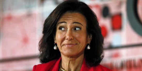 Ana Botín es el 'ejecutivo' español que más cobra