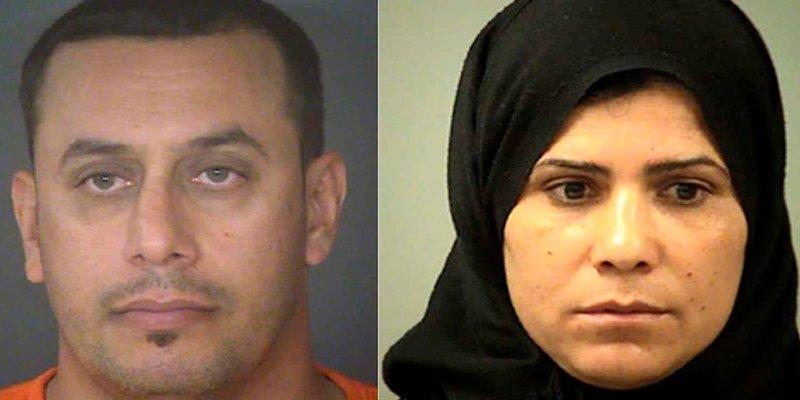 Estos dos quemaron con aceite hirviendo a su propia hija de 16 años por rechazar un matrimonio pactado