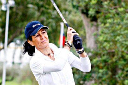 Ana Botín, el ejecutivo que más cobra de España, primera socia española del club de golf Augusta National