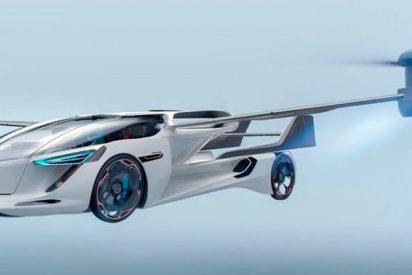 Aeromobil 5.0 VTOL: Un sueño de ciencia ficción se ha hecho realidad