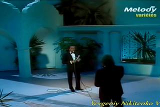 "Julio Iglesias & Johnny Hallyday: 'Me olvide de vivir"""