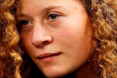 Condenan a ocho meses de cárcel a Ahed Tamimi, la joven que abofeteó a un soldado israelí