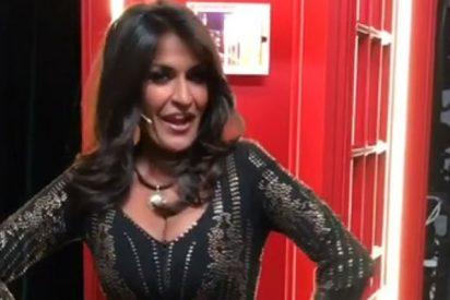 Aída Nízar, la mujer 'más odiada' de España, fichada en Italia como bomba televisiva
