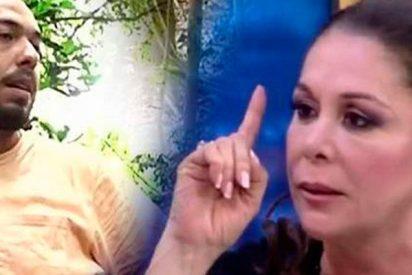 """Saray a Alberto Isla: """"Isabel Pantoja no te quiere ni confitado en oro"""""""