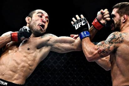 Los 20 knockouts más bestias de la historia de la UFC